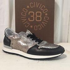 Sneakers Civico 38 Primavera-Estate Scarpe Travel Donna Taglia 41 Made In Italy   eBay