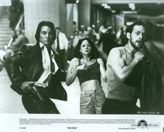 48 Hours - Publicity still of James Remar, Sonny Landham & Kerry Sherman. The image measures 1509 * 1218 pixels and was added on 6 November Sonny Landham, James Remar, Films, Movies, Polaroid Film, Hollywood, Actors, Guys, Couple Photos