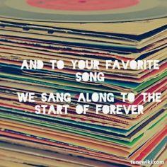 """Still Into You,"" Paramore lyrics"