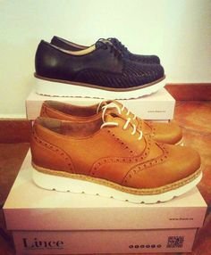 #Bluchers #Oxford ready to go! #LinceShoes