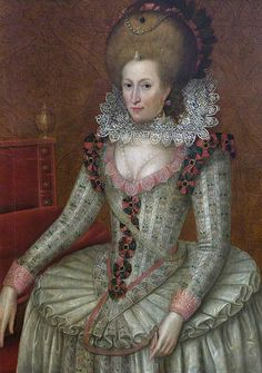Anne of Denmark, Queen of Britain, Wife of King James I
