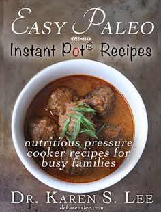 easy paleo instant pot recipes                                                                                                                                                                                 More
