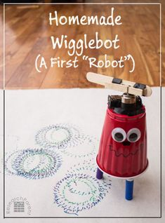 Homemade Wigglebot - A First Robot - ResearchParent.com