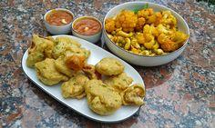 Pakora,  Indian Cooking, Kuchnia Indyjska