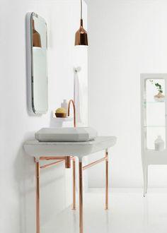 Washbasin stand by Jaime Hayon - DIAMANTE.02 - BISAZZA BAGNO