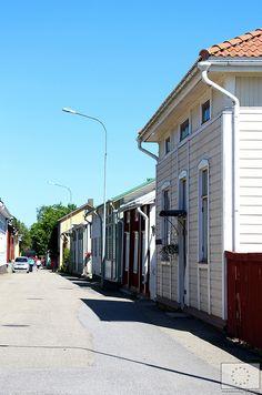 Avoimet Portit -tapahtuma Kristiinankaupunki © Marjut Hakkola, 2014