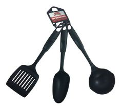 Benecasa 3Piece Kitchen Utensil Set * See this great product.-It is an affiliate link to Amazon. #KitchenUtensils