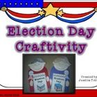 Election Day Activities for primary students- hands on crafts and a mock election for different book characters Preschool Lessons, Teaching Activities, Classroom Activities, Teaching Resources, Teaching Ideas, Election Day, November Election, Teaching Social Studies, Student Teaching