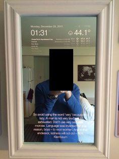 Smart Mirror: