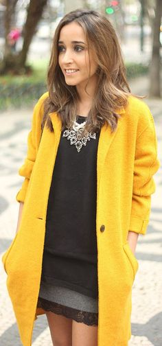 #Coat by Be Sugar And Spice