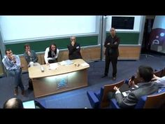Table ronde - Mathematics and ICT - YouTube