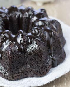 Objetivo: Cupcake Perfecto.: Bundt de chocolate extra chocolateado