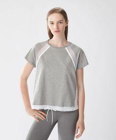 T-shirt pormenores rede