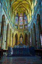 St. Vitus Cathedral, Prague mural