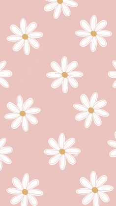 Vintage Wallpaper, Daisy Wallpaper, Hippie Wallpaper, Flower Background Wallpaper, Cute Patterns Wallpaper, Butterfly Wallpaper, Kawaii Wallpaper, Cute Wallpaper Backgrounds, Simple Iphone Wallpaper