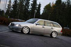 Mercedes Benz W202 Wagon on Carlsson 3/6 02