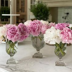 Peonies, Tulips, Enchanted Home, Love Flowers, See Through, Hydrangea, Summer Fun, Orchids, Glass Vase