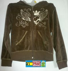 Diva 6x toddler brown jacket with lace $7.00