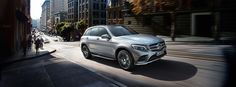 Mercedes-Benz has applied an extensive package of measures to enhance the GLC's energy efficiency and performance substantially.