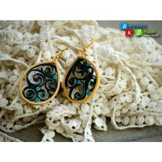 Designer Multicolor Earrings-Jewellery-Happiness Ki Dukaan