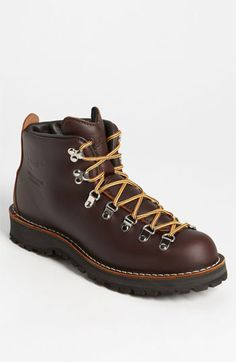 Danner 'Mountain Light®' Round Toe Boot available at #Nordstrom