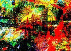 abstrakte ,moderne ,expressive Malerei , von mini bis xxxl-Format , siehe Onlineshop architektur,