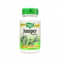 Nature's way juniper хвойна екстракт на цена 20 лв.