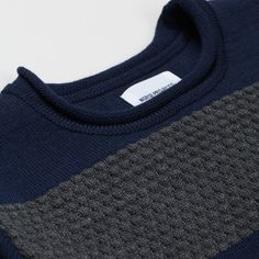 Norse Projects - Bubble Roll Merino Knit