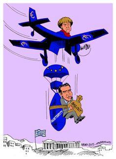 esistentepaziente: #Greekment, la web satira si scatena contro la Mer...