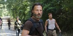 Another day, another crazy Walking Dead episode.