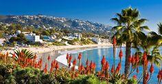 Principais pontos turísticos de Laguna Beach #viagem #california