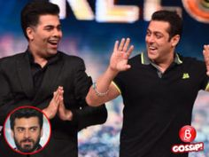Karan Johar finds Fawad Khans replacement in Salman Khan?