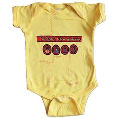 The Beatles Yellow Submarine One-Piece #RockOnesies #YellowSubmarine