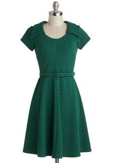 To a Tee Time Dress, #ModCloth