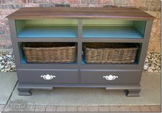 Seven Of My Past Furniture Makeovers And The Lessons I Learned From Them - Addicted 2 Decorating®