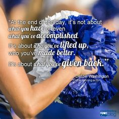10 Quotes to Motivate and Inspire You This Year Posted on January 15, 2015 by Emily wrote in Cheerleading Lifestyle. It has 0 Comment.
