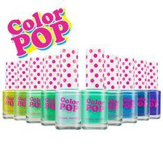 PRE ORDER ~ Color Pop Nails isi 7mlIDR 40.000