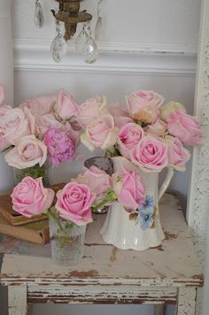 Roses always remind me of my mum! She grows the prettiest roses...
