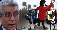 ¡MADURO SIN PUEBLO NI CONSTITUCIÓN!  Marquina: El único gran diálogo sería convocar a elecciones ¡ya!