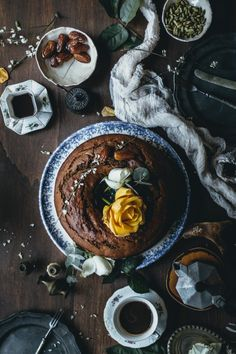 Finnish Date & Coffee Bundt Cake | Lab Noon by Saghar Setareh-17