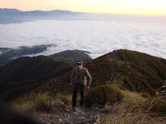 Hiking on Little Mt. Peel :)  http://www.newzealand.com/us/article/peel-forest-park/
