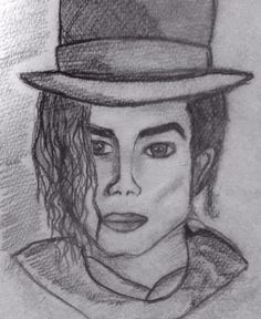 Michael jackson. My drawing of mj