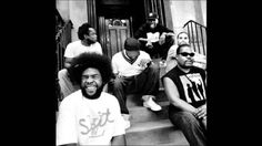"""(Present) 'The Roots - Inspired by the """"hip-hop band"""" concept pioneered by Stetsasonic, the Roots themselves have garnered critical acclaim and influenced later hip-hop and R acts. Kinds Of Music, Music Love, My Music, Music Stuff, Hip Hop And R&b, Hip Hop Rap, Trotter, Soul Music, Music Is Life"""