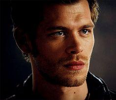 The Vampire Diaries Klaus played by Joseph Morgan <3