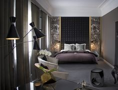 luxury design hotel suite portugal.