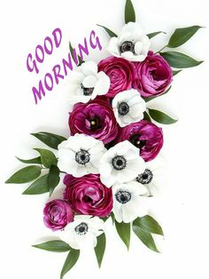 Good morning.... Have a nice day!