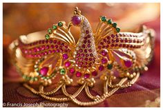 Peacock Indian Bridal Jewelry