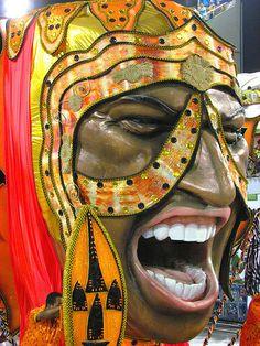 Carnival Carioca Carnaval 2013 Desfile Sambódromo Rio de Janeiro Grupo de Acesso Série A coordenado pela LIERJ  Brazil Brasil samba Marquês de Sapucaí