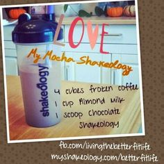 Living the Better Fit Life with Ashley: A Few of My Favorite Shakeology Recipes