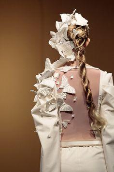 """S/S 2011 - """"Papillion"""" - - Claes Iversen"""